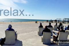 Relax Sprüche Bild Inspiration Barcelona