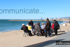 communicate barcelona beacht