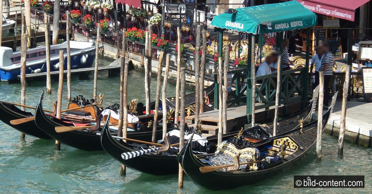 Venedig: auf den Spuren Casanovas