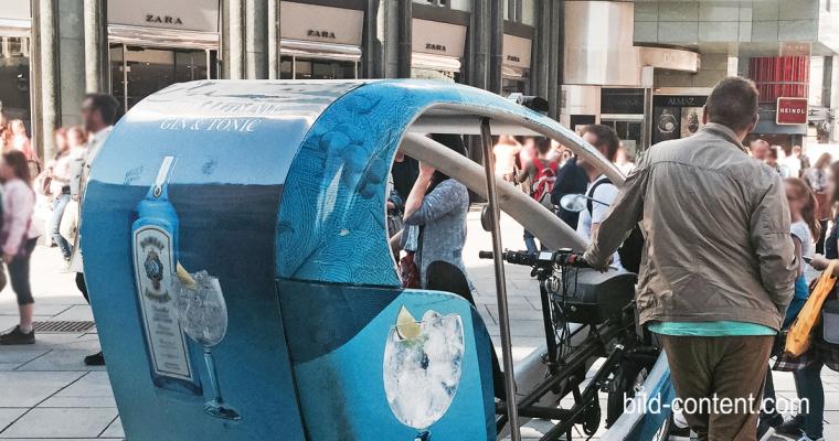 Wien: Fahrrad Taxi statt Fiaker