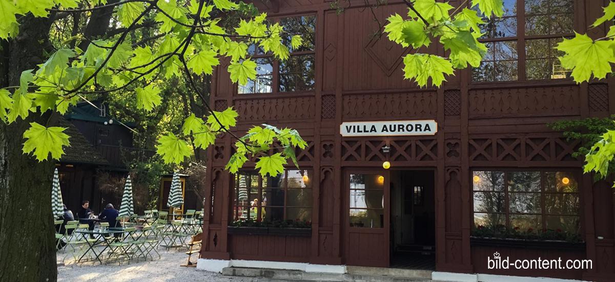 Villa Aurora: bezaubernd, romantisch, einzigartig