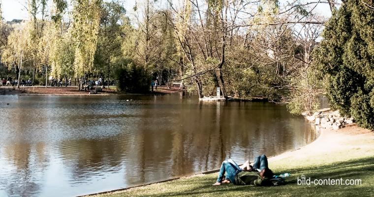Wiener Stadtpark: enjoy the moment