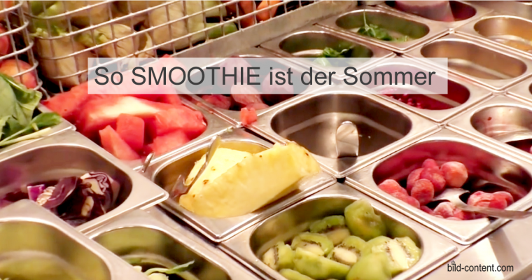 Frische Juices und Smoothies to go