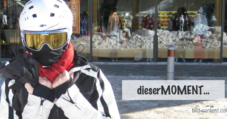 Dieser Moment, wenn du im Ski-Shop stehst und…