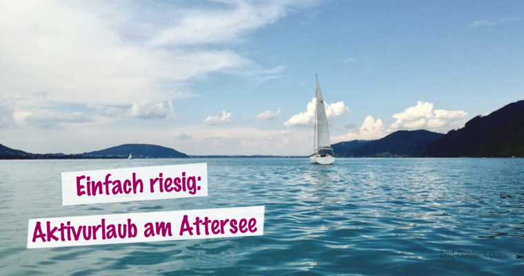 Urlaub am Attersee
