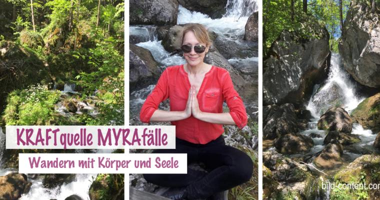 Wandern in Niederösterreich: Myrafälle