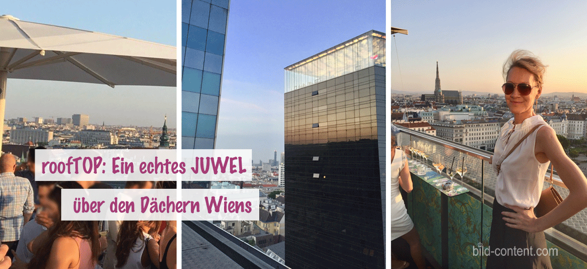JUWEL: Coole Pop Up Bar über den Dächern Wiens