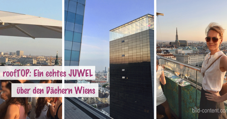 JUWEL: Coole Pop Up Bar über den Dächern Wiens