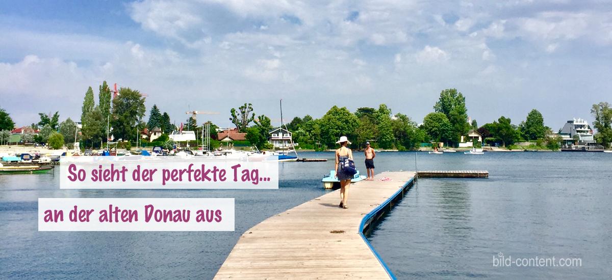 3 Lieblingsplätze an der alten Donau