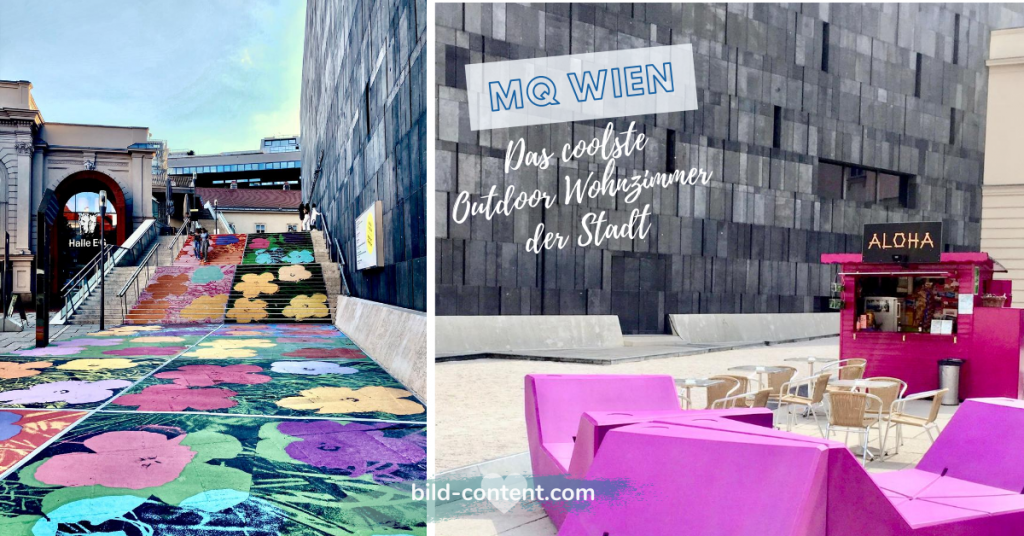 MQ Wien Museumsquartier Wien Kunst Kultur © Astrid Eishofer