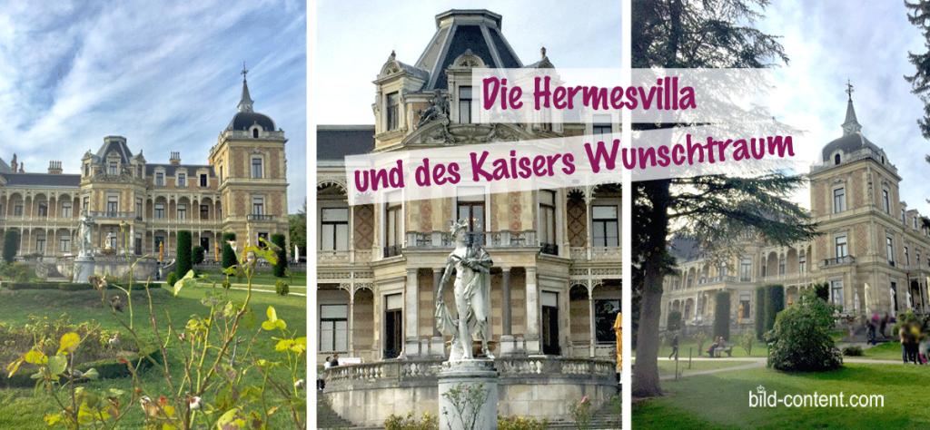 Hermesvilla Hermes Villa Wien Lainzer Tiergarten