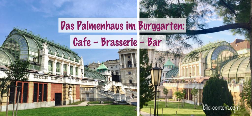 Palmenhaus im Burgarten Wien