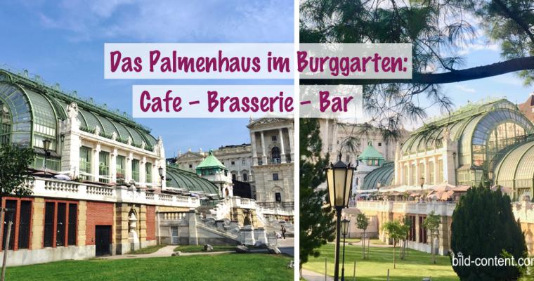Das Palmenhaus im Burggarten