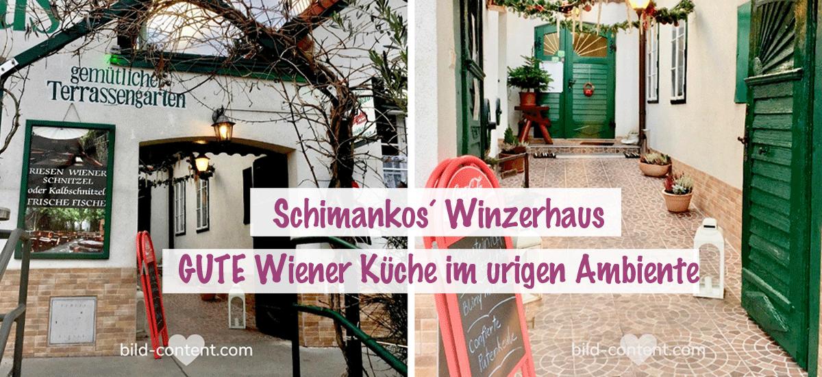 Schimankos´ Winzerhaus