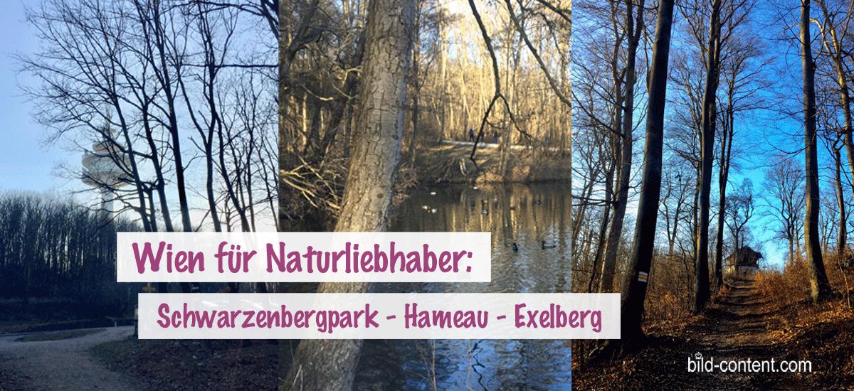 Stadtwanderwege in Wien: Schwarzenbergpark – Hameau – Exelberg