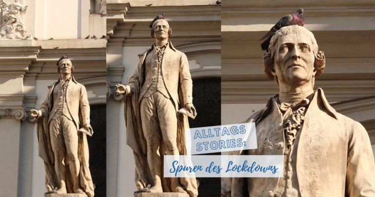Mach´s wie der Haydn – trag es mit Würde
