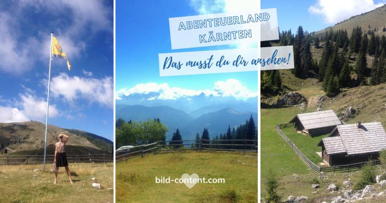 Kärnten – diese Ausflugsziele und Sehenswürdigkeiten müsst ihr sehen