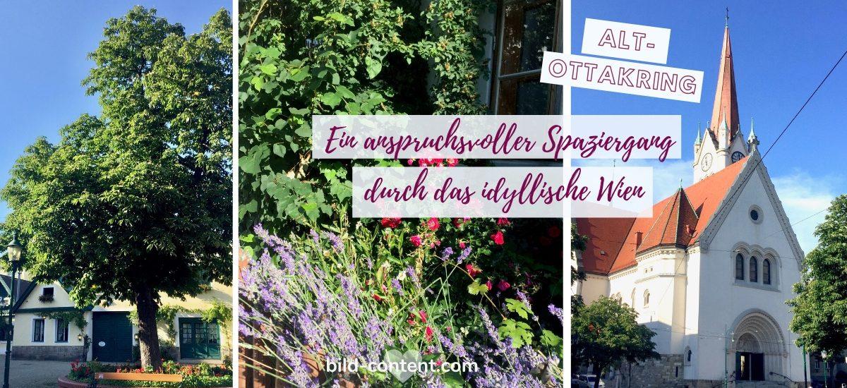 Alt-Ottakring – Dorfidylle in Wien