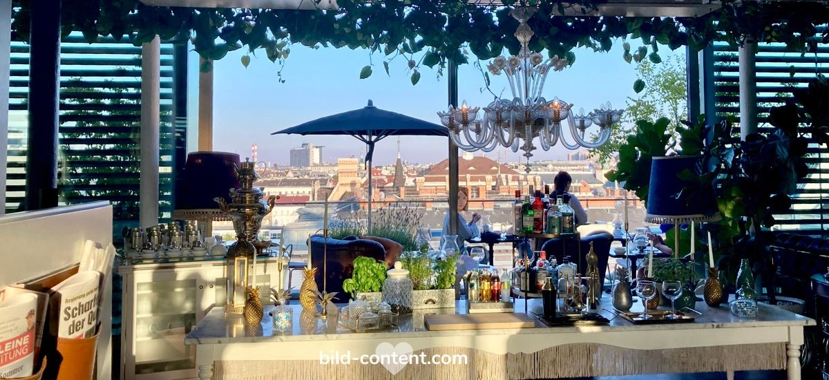 Best of Rooftops: Hotel Grand Ferdinand Wien