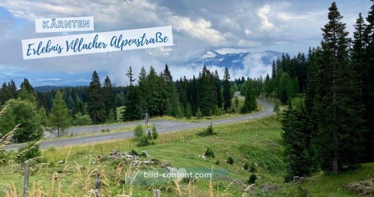 Villacher Alpenstraße – Aichinger Hütte – Dobratsch