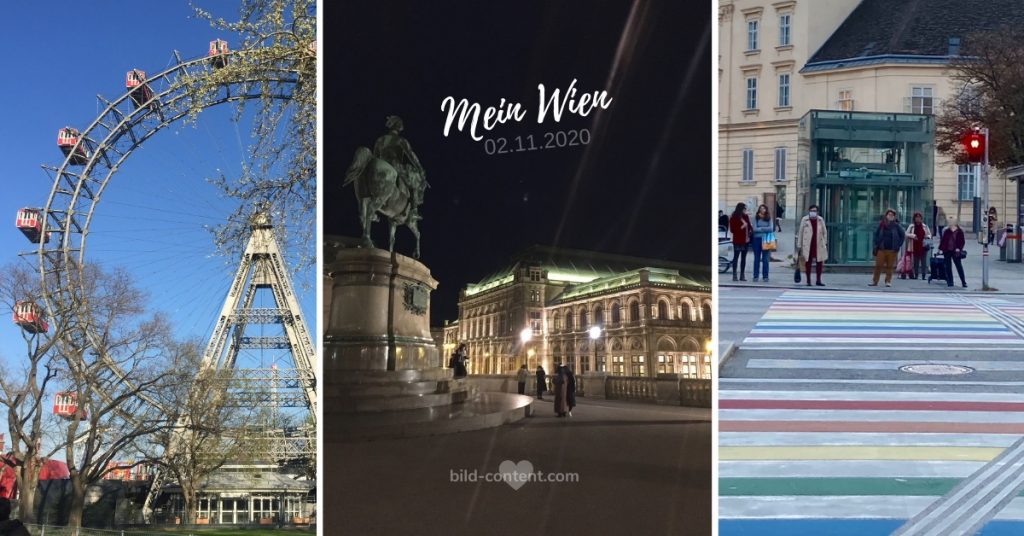 Wien Liebe statt Terror