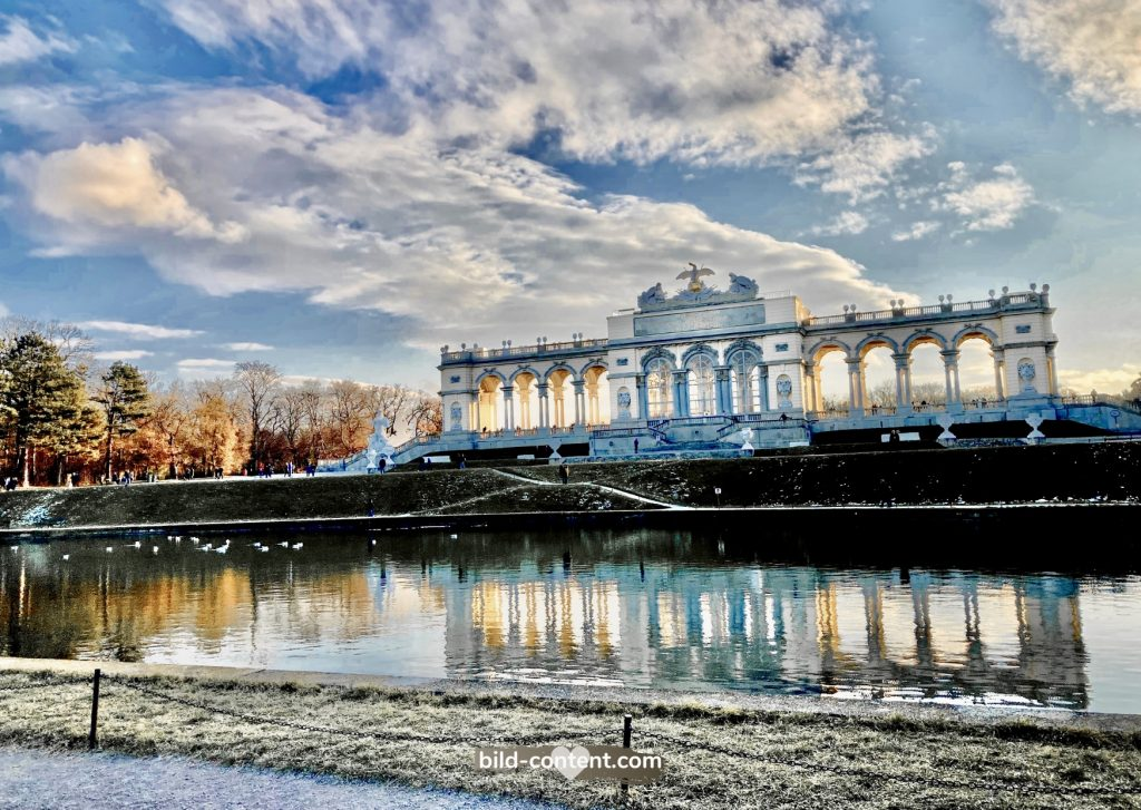 Schloss Schönbrunn Gloriette - ©Astrid Eishofer