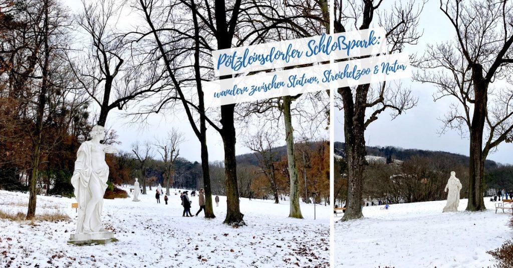 Foto © Astrid Eishofer, Pötzleinsdorfer Schlosspark Wien Währing