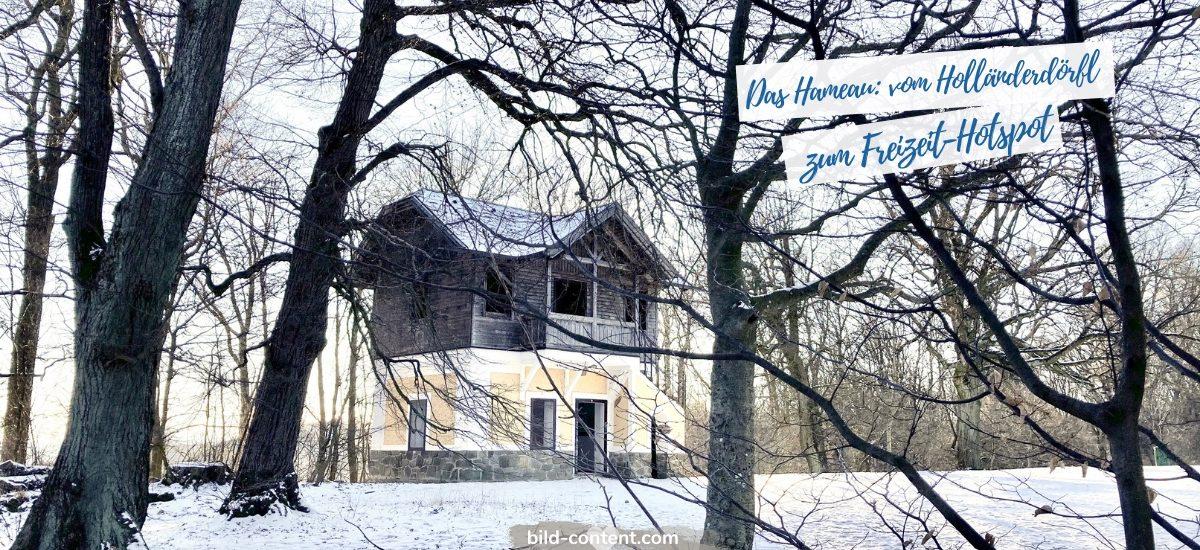 Das Hameau: die Story hinter dem ehemaligen Holländerdörfl