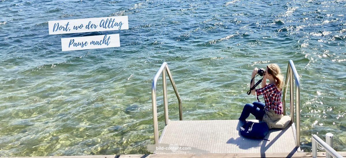 Spaziergang am Wasser: Vienna International Center – Neue Donau – Alte Donau