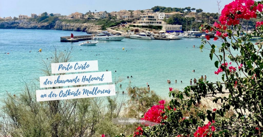 Porto Cristo an der Ostküste von Mallorca