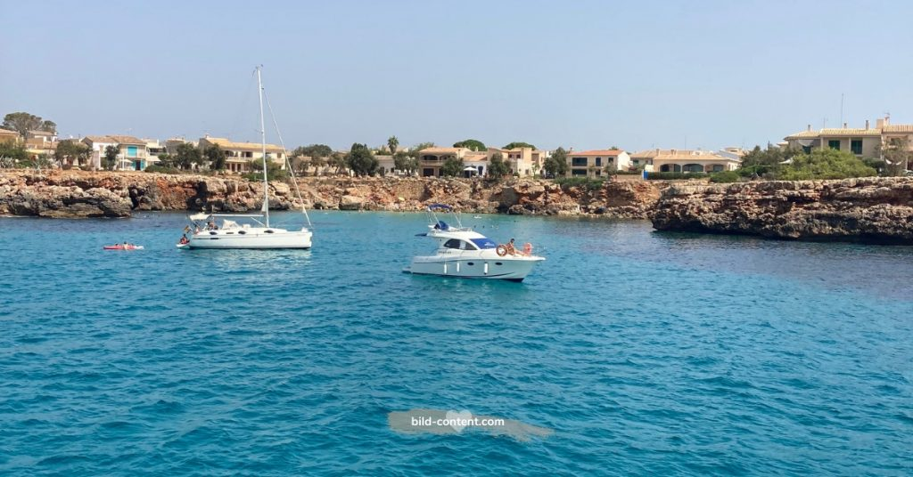 Bucht Ostküste Mallorca